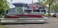 2020 Avalon LS Quad Lounge 22'