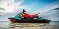 2018 Bombardier SEADOO SPARK 3UP TRIXX Gilbertsville KY