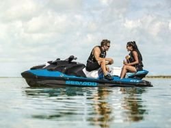 2015 - SeaDoo Boats - GTI SE 130/155