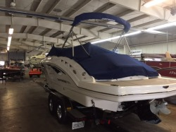 2013 - Chaparral Boats - 244 Sunesta