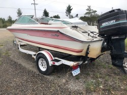 1990 - Sea Ray Boats - 180BR/CB