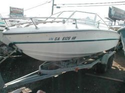 1976 Sea Ray SRV 180 Runabout Mercruiser 165