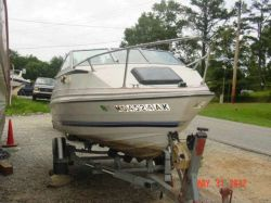 1983 1750 Capri Cuddy Outboard Hull