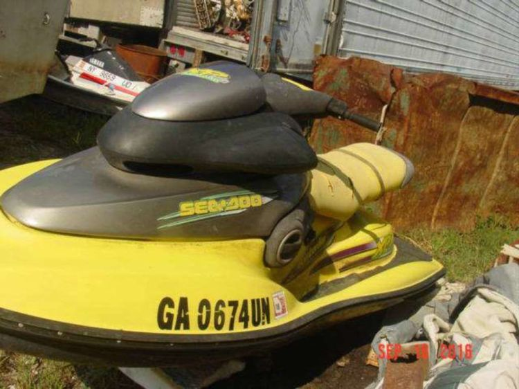 1998 Sea-Doo XP Limited for Sale in Dawsonville, GA 30534 - iboats com