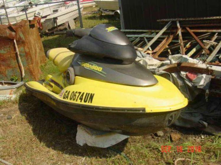 1998 Sea-Doo XP Limited for Sale in Dawsonville, GA 30534