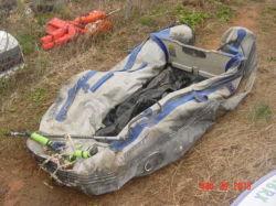 2008 Sea Eagle 9.2SR Inflatable