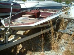 1986 Gulf Stream Back Water Bass Fisher 170