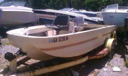 1972 160 Fisherman OB Hull