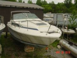 1987 Sea Ray 270 Sundancer twin Mercruiser 170