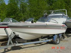 1990 Larson 195 All American BR Mercruiser 5.0 Alpha 1