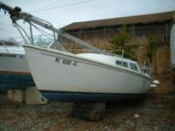 1973 Catalina C22 Swing Keel