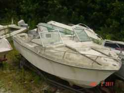 1979 Grady White 209 Fisherman Evinrude 235