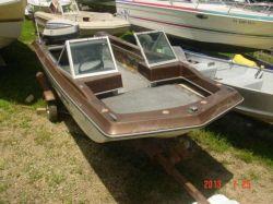 1974 400 X Bowrider Evinrude 90 S Starflite