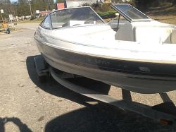 1994 1750 Capri Bowrider Mercruiser 3.0