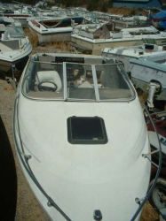 1994 2052 LS Cuddy Mercruiser Tr assy