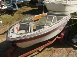 1985 20' Inboard Direct Drive Ford 5.0