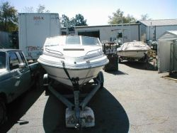 1985 Sea Ray 19 SCC Seville Cuddy Cabin Mercruiser 3.0