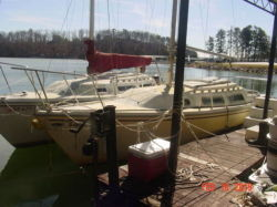 1993 1800 BR Bowrider outboard hull