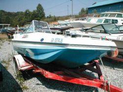 1979 170 Stingray Bowrider Mercruiser Hull