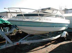 1989 Renken 19 Classic 2000 Cuddy Mercruiser Cut Hull