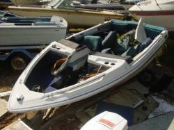 1987 1750 Capri Bowrider Cobra 2.3