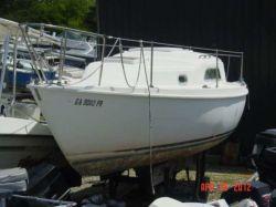 1978 Pearson 25 SL Pearson Outboard Model