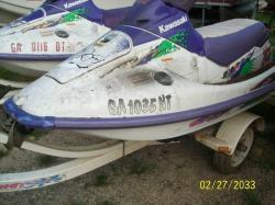 1994 Kawasaki JH750-B2 Super Sport XI