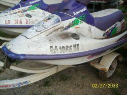 1994 Kawasaki Pair JH750-B2 Super Sport XI