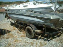 1972 Glastron 150 Bowrider Tri Hull