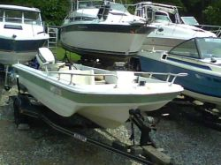 1969 Seabreeze Fishable Bowrider Johnson 50
