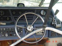 1989 Sea Ray 250 Sundancer Mercruiser Tranom assy.