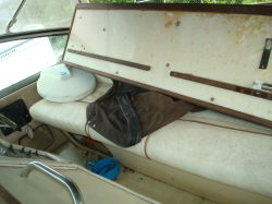 1987 Capri 1400 Bowrider