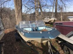 1980 Sea Raider Mark 155 BR / SR1500 BR