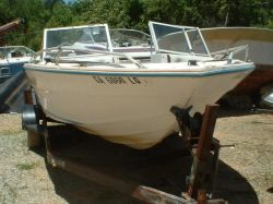 1978  190 Bowrider Mercruiser 165