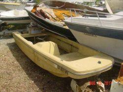 1970 Bonito 150 bonanza bass boat hull optional Chrysler 55