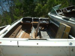 1986 Sea Ray 19 Seville II Bowrider Hull Mercruiser