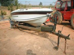 1986 SportCraft 16 Project Bowrider