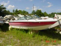 1987 Chaparral 187 XL Bowrider Mercruiser Cut