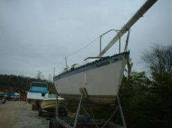 1982 Seidelmann Yachts 245 Seidleman Missing Keel