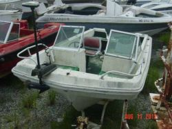1973 Crews Craft 160 Bowrider Outboard Hull