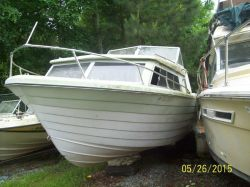 1973 Cruisers 22' Mackinck Mercruiser 188
