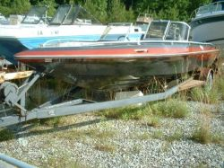 1979 180 BR Bowrider Outboard Hull