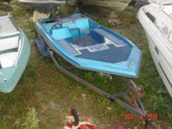 1986 1750 Drifter Bass Boat