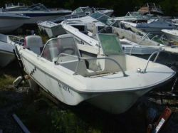 1967 Hydra-Sports Hydro Sonic 15 Bowrider Outboard Hull