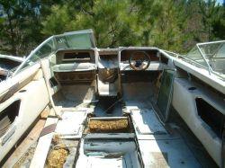 1985 Sea Ray 207 Monaco BR Mercruiser Hull