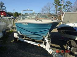 1973 Sea Ray SRV 200 Classic Mercruiser 188