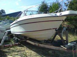 1984 250 Offshore Fisherman Cuddy Mercruiser 260 Ja