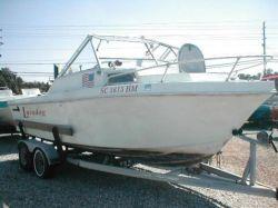 1976 22 Drumond Offshore Cuddy OMC 5.0 Ford