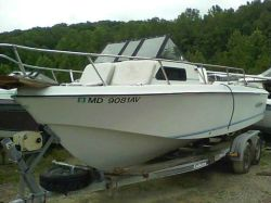 1989  228 Walkaround Fisherman Mercruiser 5.7