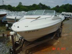 1984 Sea Ray Seville Cuddy Cabin 19 Mercruiser 3.0